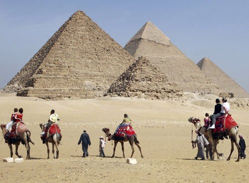Pyramid older than Great Pyramid Of Giza discovered in Egypt