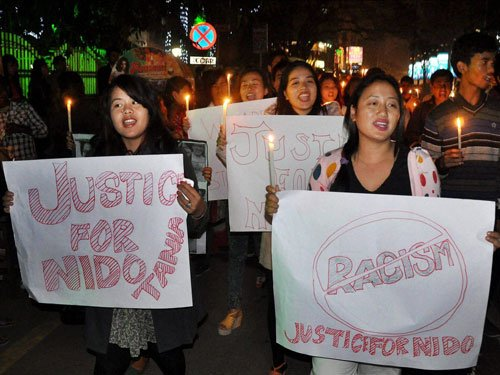 Three sent to jail over Nido Taniam's killing