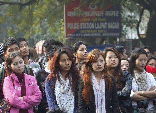 Manipuri girls molestation: accused refuse TIP