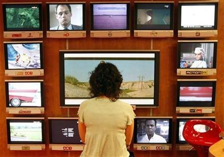 CAF effect: Many cable TV screens go blank