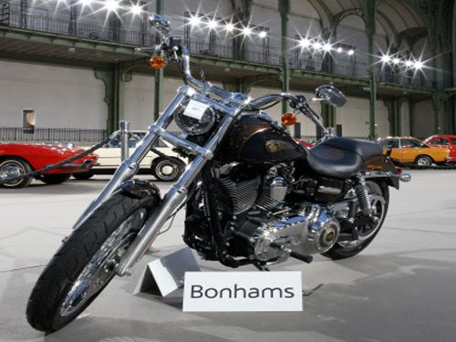 Pope's Harley sells to mystery buyer for 241,500 euros