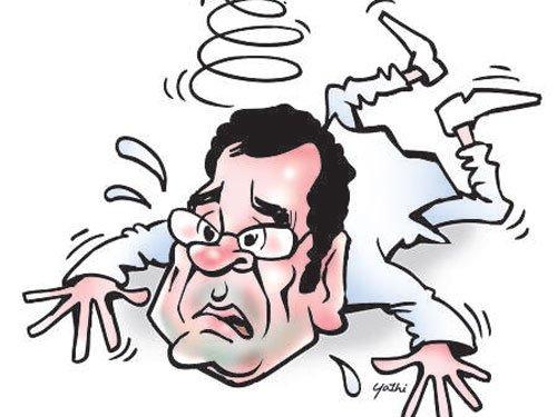 Avoid personal attacks, says Rahul