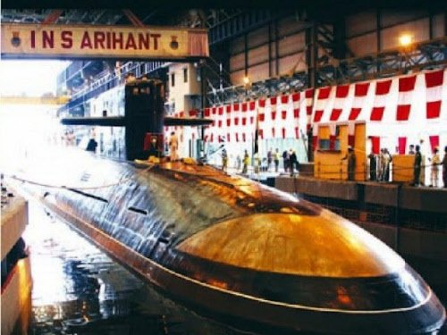 India's first indigenous n-submarine to operate from 2015
