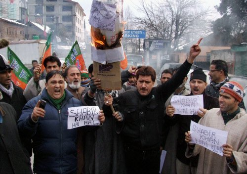 Kashmir minister accused of sexual assault told to quit