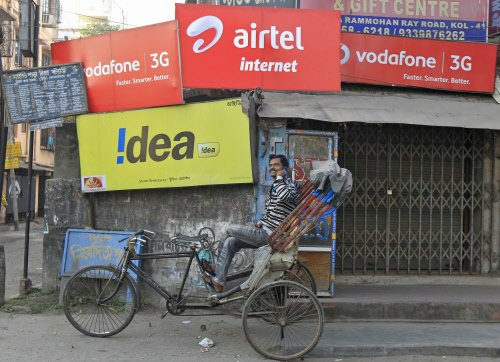 Spectrum auction enters 33rd round of bidding on fifth day