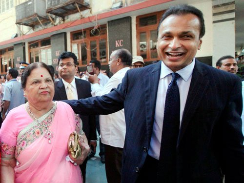 Was mistaken for a Sindhi in college, Anil Ambani