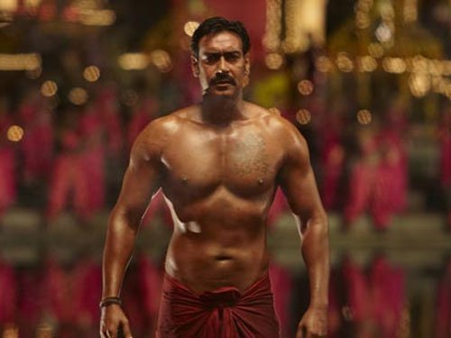 Ajay Devgn to work on his body for Rohit Shetty's 'Singham 2'