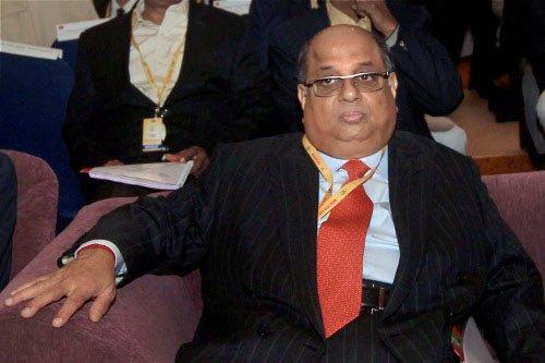 N. Ramachandran elected IOA president