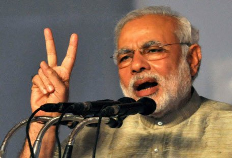 I continue to be an untouchable: Modi