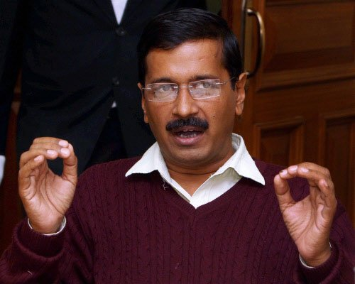 Kejriwal threatens to quit over Jan Lokpal bill