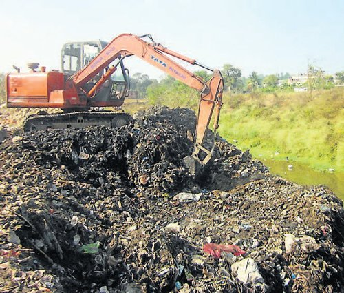 GP takes up cleanliness drive to protect water body