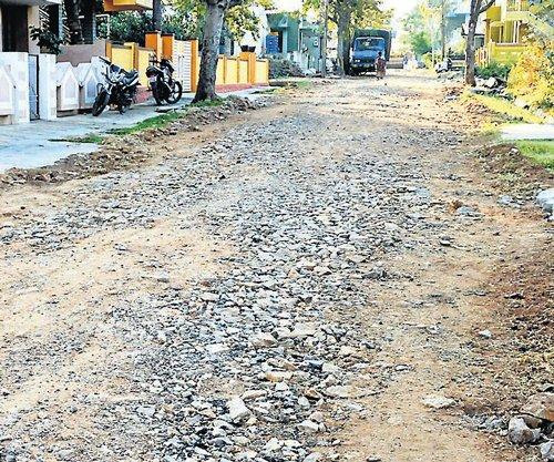 Unused funds, substandard works draws flak