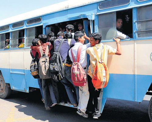 Commuters not satisfied with BMTC, finds study