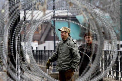 Undeclared curfew in Srinagar