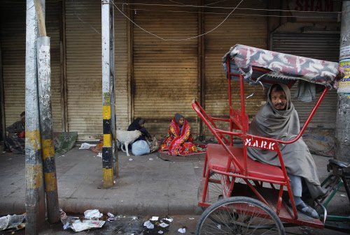 Ten more homeless  die of cold in capital