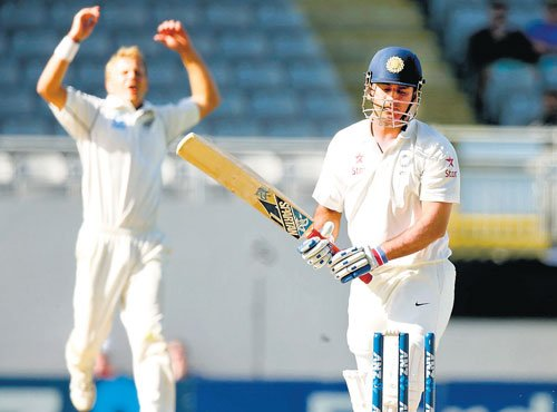 Shot selection, umpiring errors cost India first Test