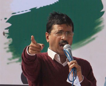 Kejriwal ready  to quit over  Jan Lokpal Bill
