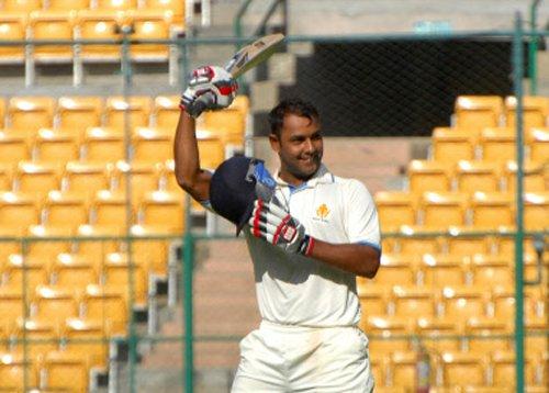 Irani Cup: Binny's ton puts Karnataka on top