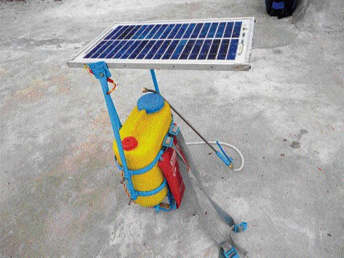 Tapping the solar power