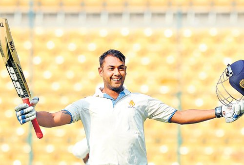 Karnataka in command after Binny hundred