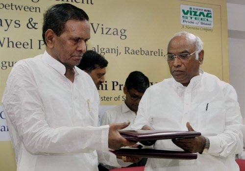 Kharge likely to announce more trains, new lines in budget