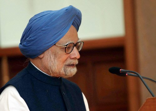 My heart bleeds over what is happening in the House: PM