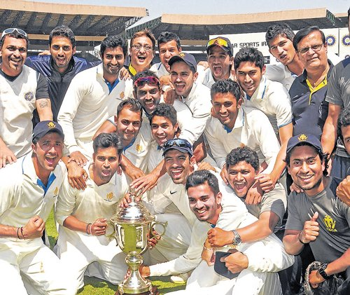 Karnataka complete double