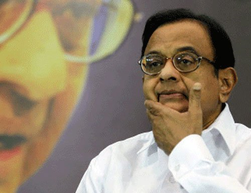 Top official alleges humiliation by Chidambaram