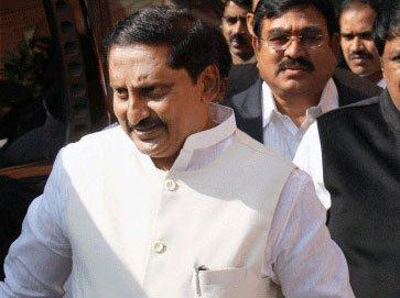 Kiran Kumar Reddy may resign today