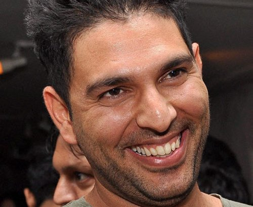 RCB is a place where I can express myself: Yuvi