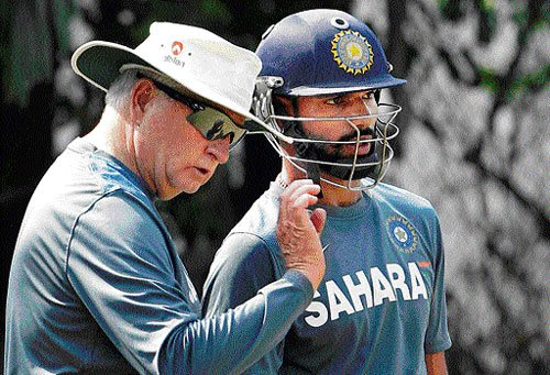 Dhawan sees bright future