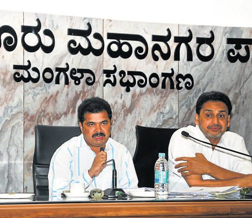 Suggestions pour in at MCC pre-budget meet