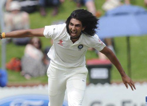 Ishant leads India's fightback
