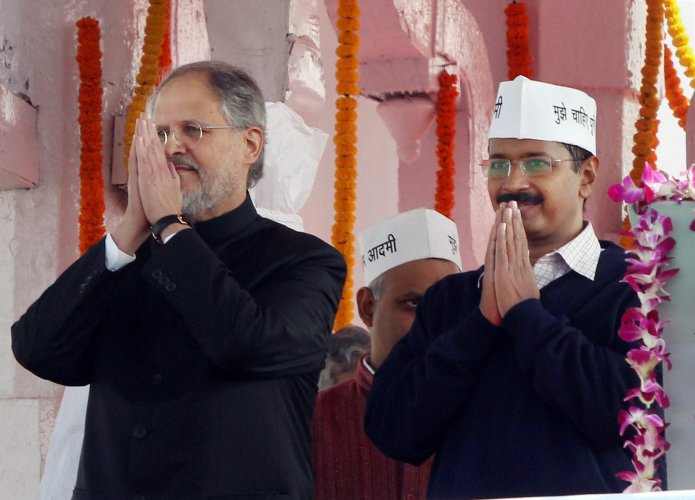 Centre gives nod to Prez rule in Delhi