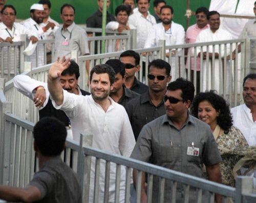 Rahul's roadshow fails to connect