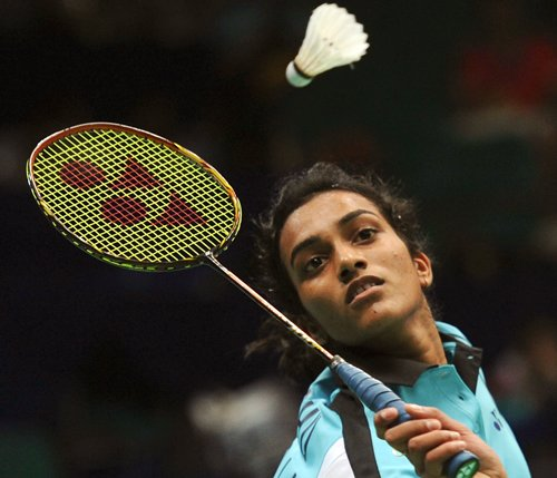 Sindhu eyes medals in CWG, Asian Games and top 6 in 2014