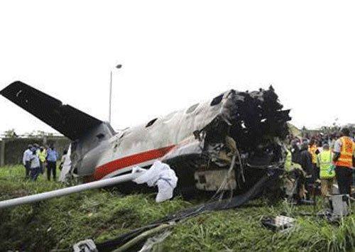 Nepal police find wreckage of crashed plane