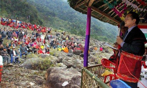 Northeast history, culture in NCERT books: Arunachal CM