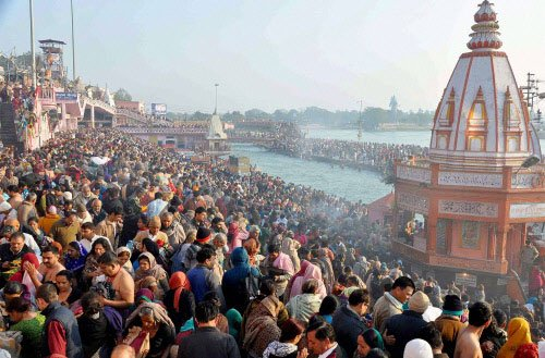 Deadly 'superbugs' spreading fast at Indian holy sites