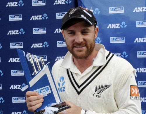 NZ clinch series as India draw
