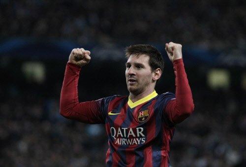 Barcelona shatter City dreams