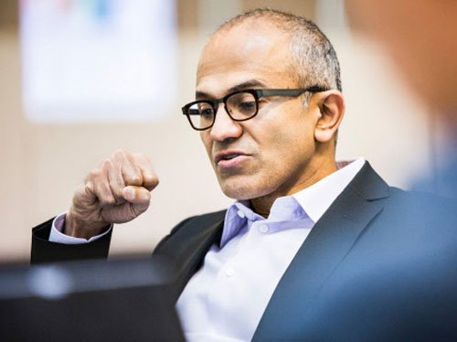 Microsoft needs to get back to innovation roots, says Satya