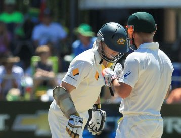 Australia set target of 448