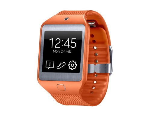 Samsung launches new smart watch, Gear 2