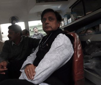 Tharoor says not happy with pace of probe in Sunanda death