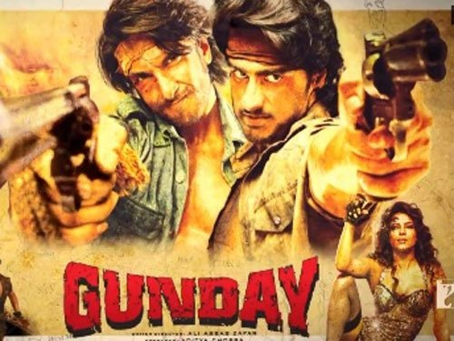 Bangladesh protests 'distortions' in 'Gunday'