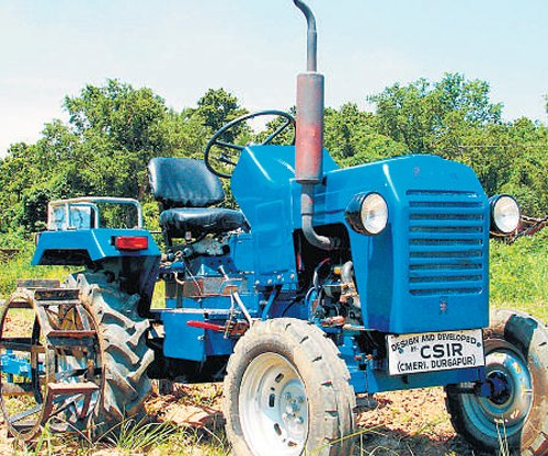 Cheap, efficient tractor for farmers