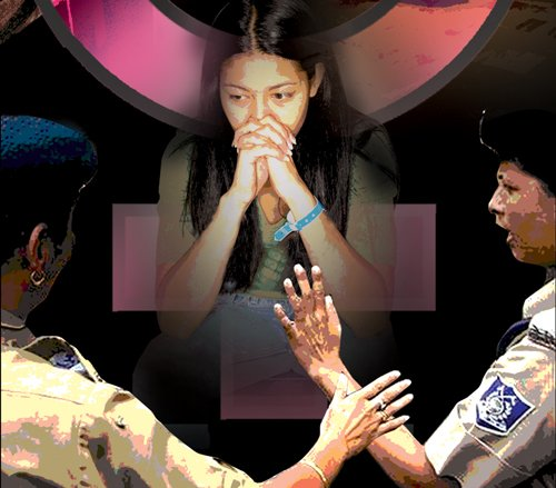 Woman from Karnataka rescued, one arrested