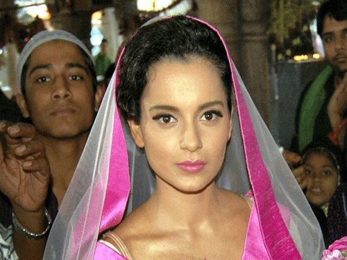 Kangana not disappointed with her films being shelved