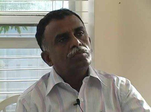 Never got secular parties' support in anti-Modi fight: Ex-DGP